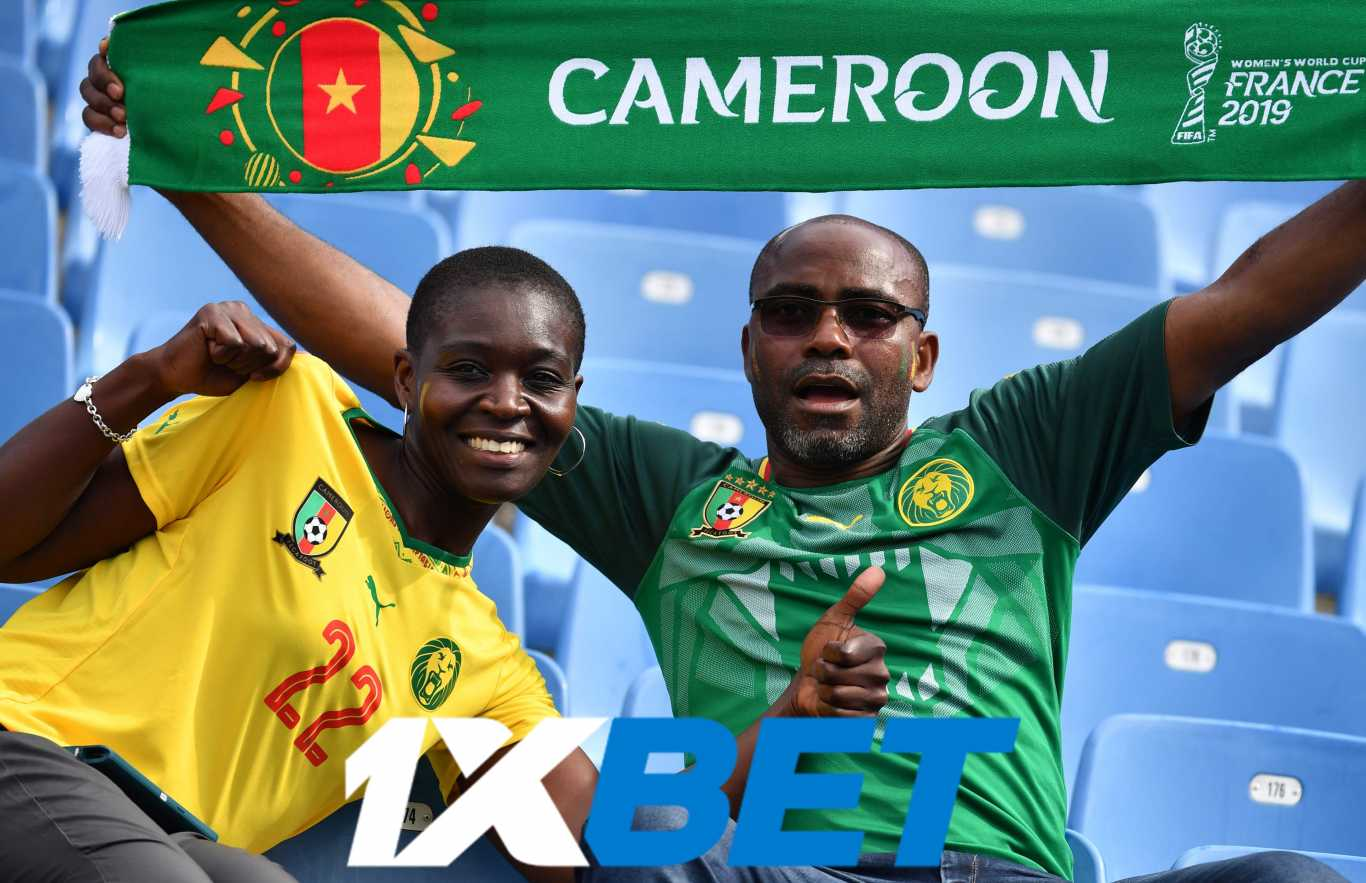 La plateforme de paris 1xBet Cameroun